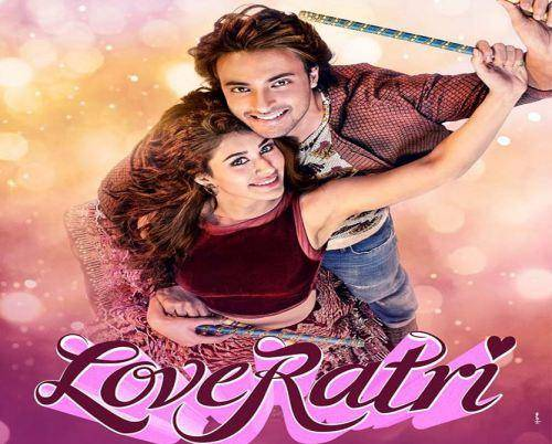 interesting couple-loveratri