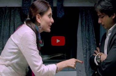 kareena and shahid in jab we met
