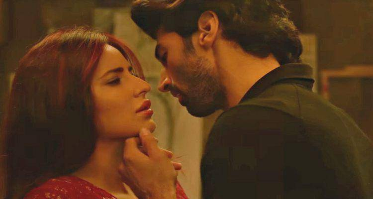 katrina and aditya in fitoor