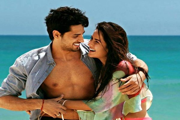 katrina and siddharth