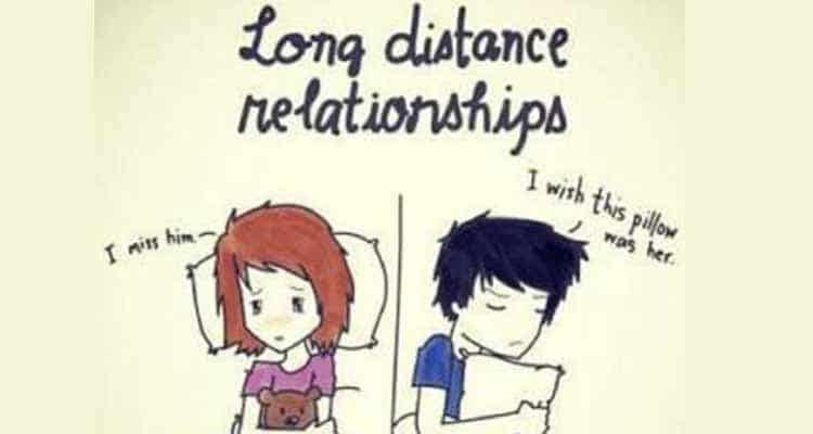 Meme love distance and Distance Learning