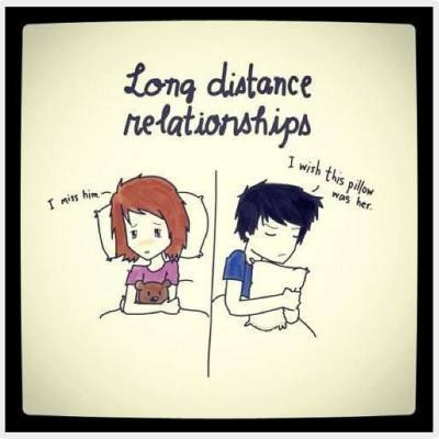 long distance relationship meme