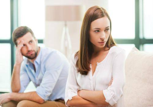 Resentment of in-laws can happen for both spouses.