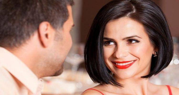 flirting signs of married women without makeup women