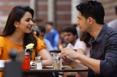 rakul and sid in aiyaary