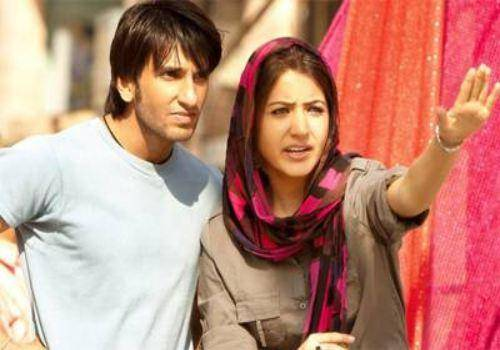 ranveer and anushka in band baja barat