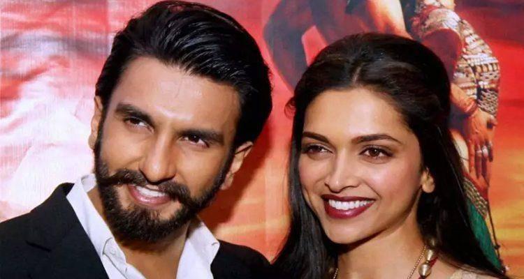 ranveer and deepika new look