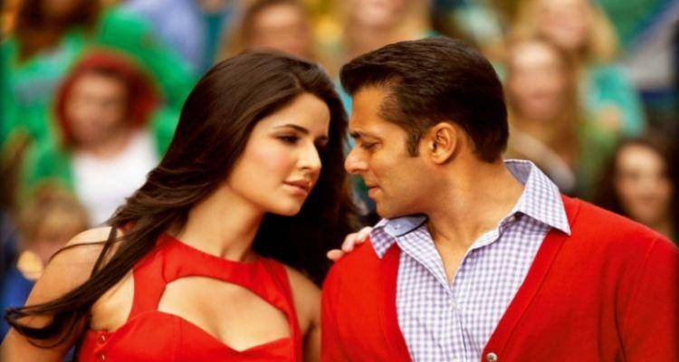 salman and katrina in ek tha tiger