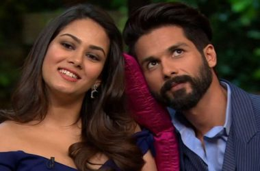 shahid and mira in koffee with karan