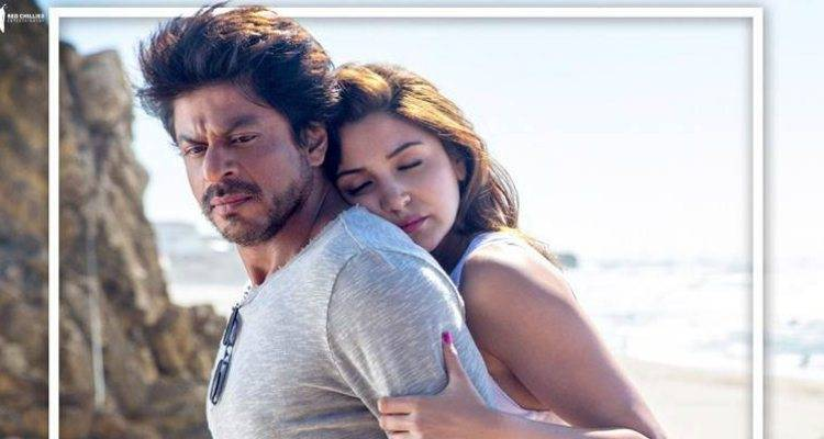 shahrukh and anushka in harry met sejal. SRK plays an introvert in love in the film