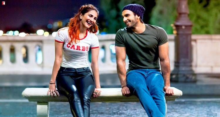 vani and ranveer singh in befikre