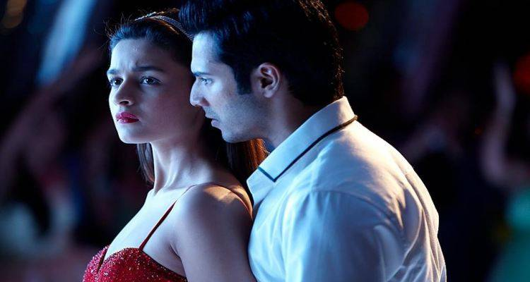 varun and alia in student of the year