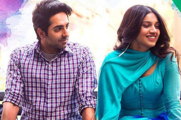Ayushman and bhumi in shubh mangal savdhan which talks about arranged marriage in India