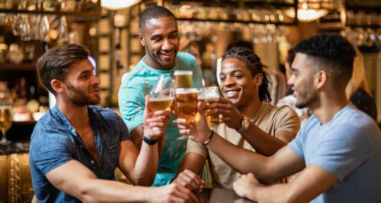 Every Guy Has These 10 Types Of Friends