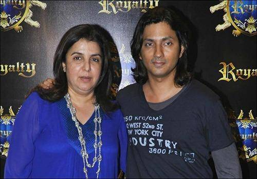 Farah Khan had a late marriage post 40 to a much younger Shirish Kunder