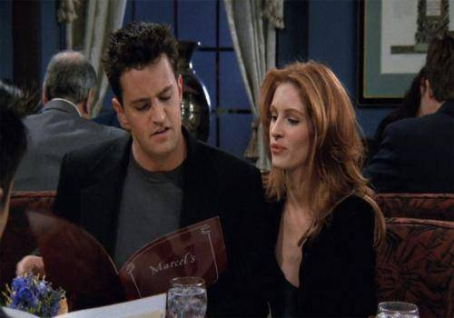chandler and julia