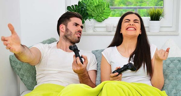things to do with your boyfriend when bored - video games