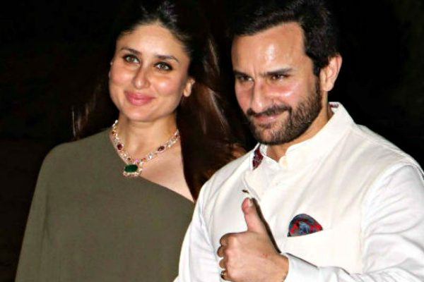 cute kareena and saif