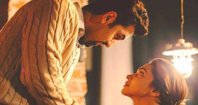 deepika and ranbir kapoor in tamasha