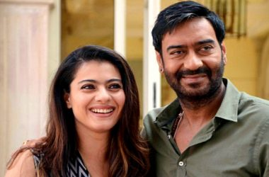 happy ajay and kajol