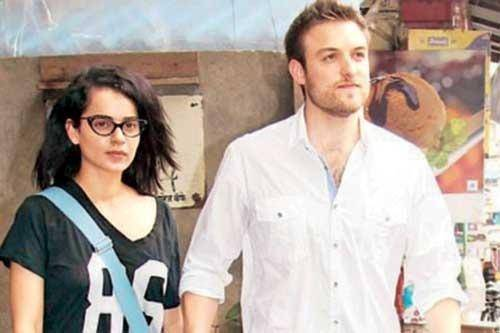 kangana and Nicholas Lafferty