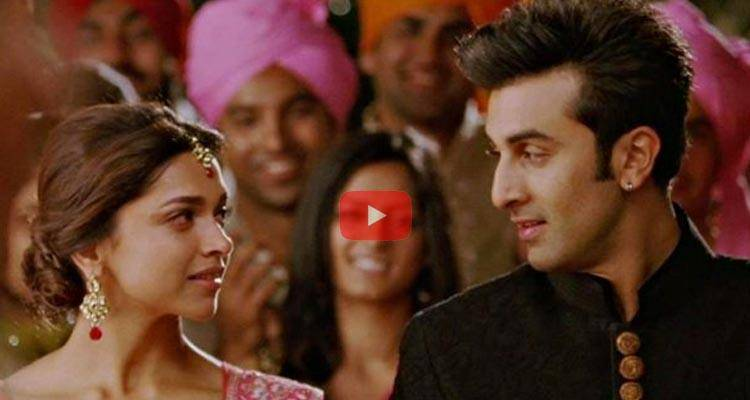 ranbir and deepika sad