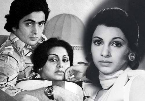 rishi kapoor nitu and dimple kapadia