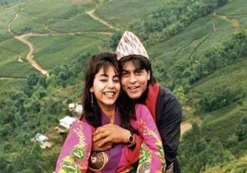 srk-and-gauri-when-dating
