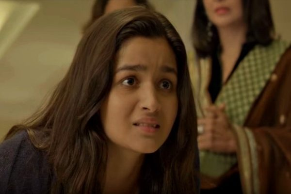 Alia in highway