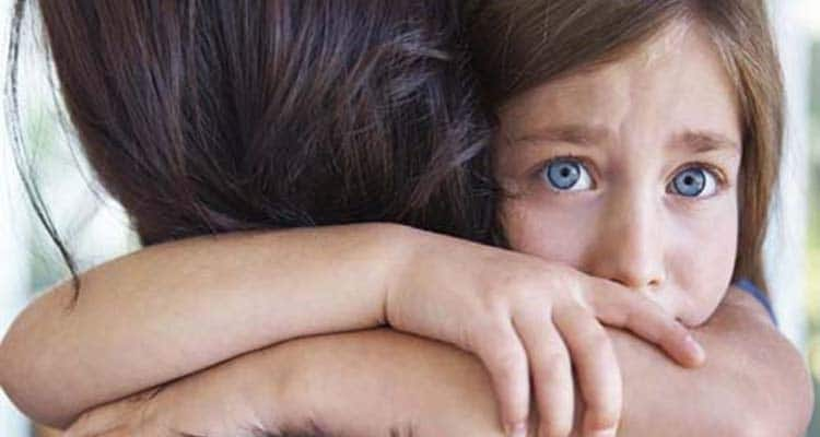 Child sexually abused