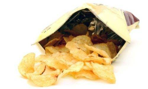 chips packet