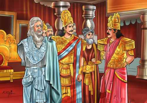 dutyodhana-and-bhishma-thinking