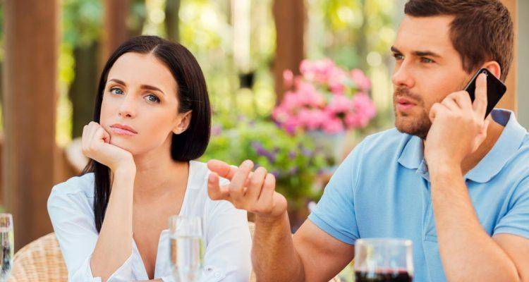 signs your boyfriend takes you for granted