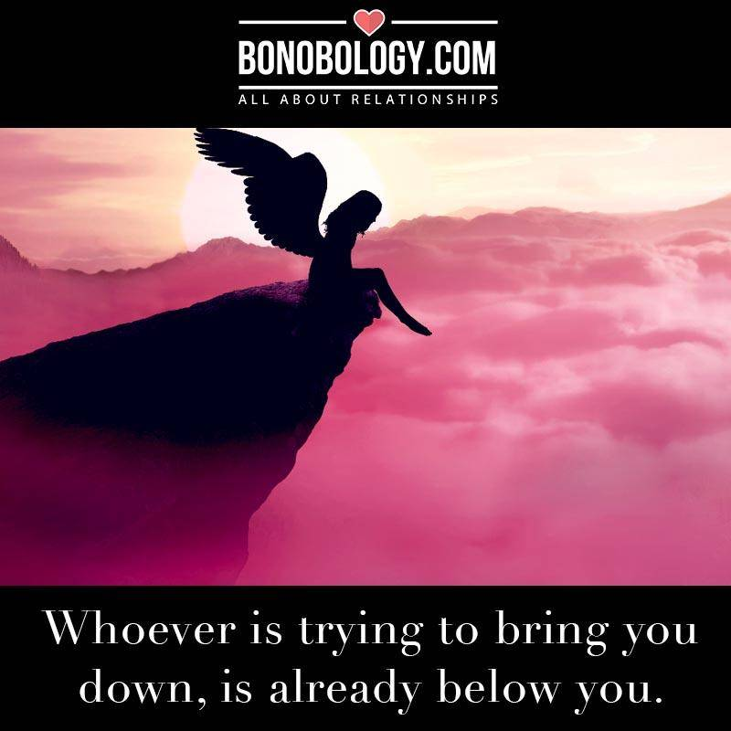 Bring you down