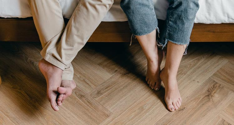 I'm stuck in a sexless marriage for the sake of society