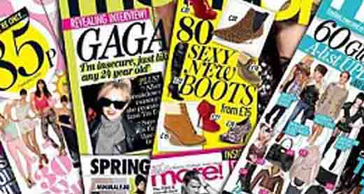 Magazines to get my dose