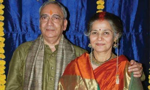 Suhasini Mulay and Atul Gurtu