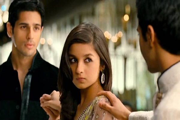 alia with Varun and Siddharth