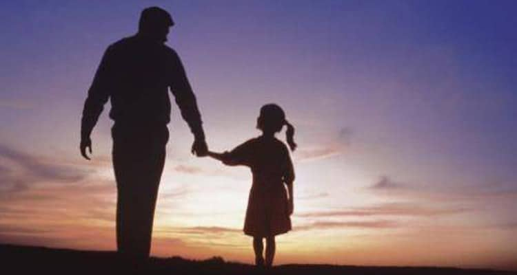Father on being single parent