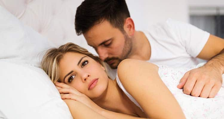 he is sleeping with you but does not love you anymore