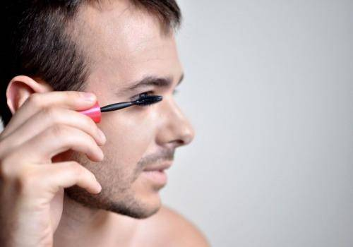 men with make up