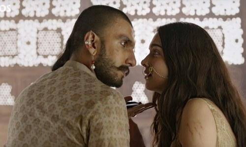 ranveer and deepika in bajirav mastani
