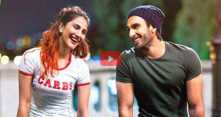 Ranveer and vani in befikre