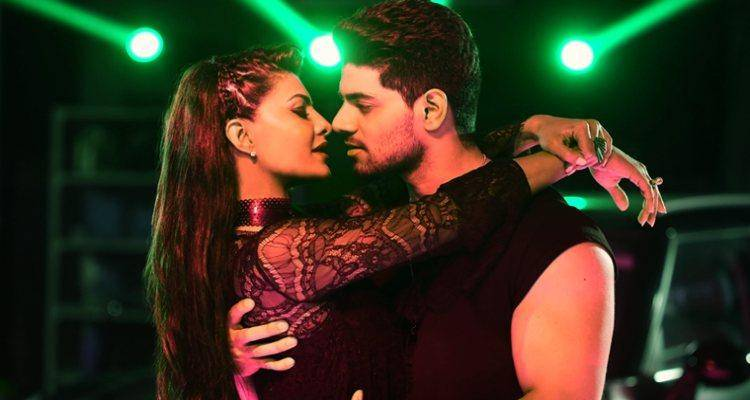 Sooraj and Jacqueline