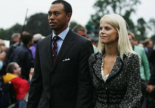 Tiger Woods cheated on his wife Elen Nordegren