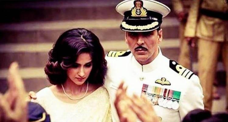 Akshay Kumar film Rustom