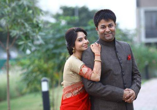Swati and Dhruv