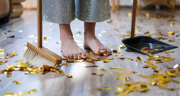 The best way to deal with a husband who doesn't do household chores