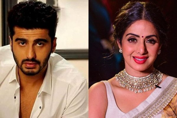 arjun kapoor and sridevi