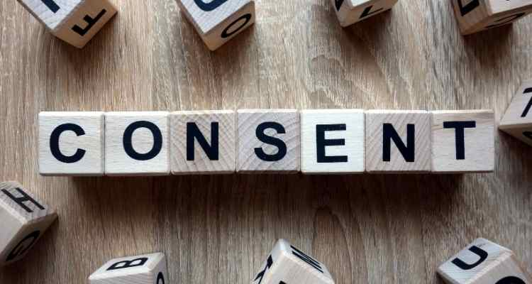 Take consent while dating